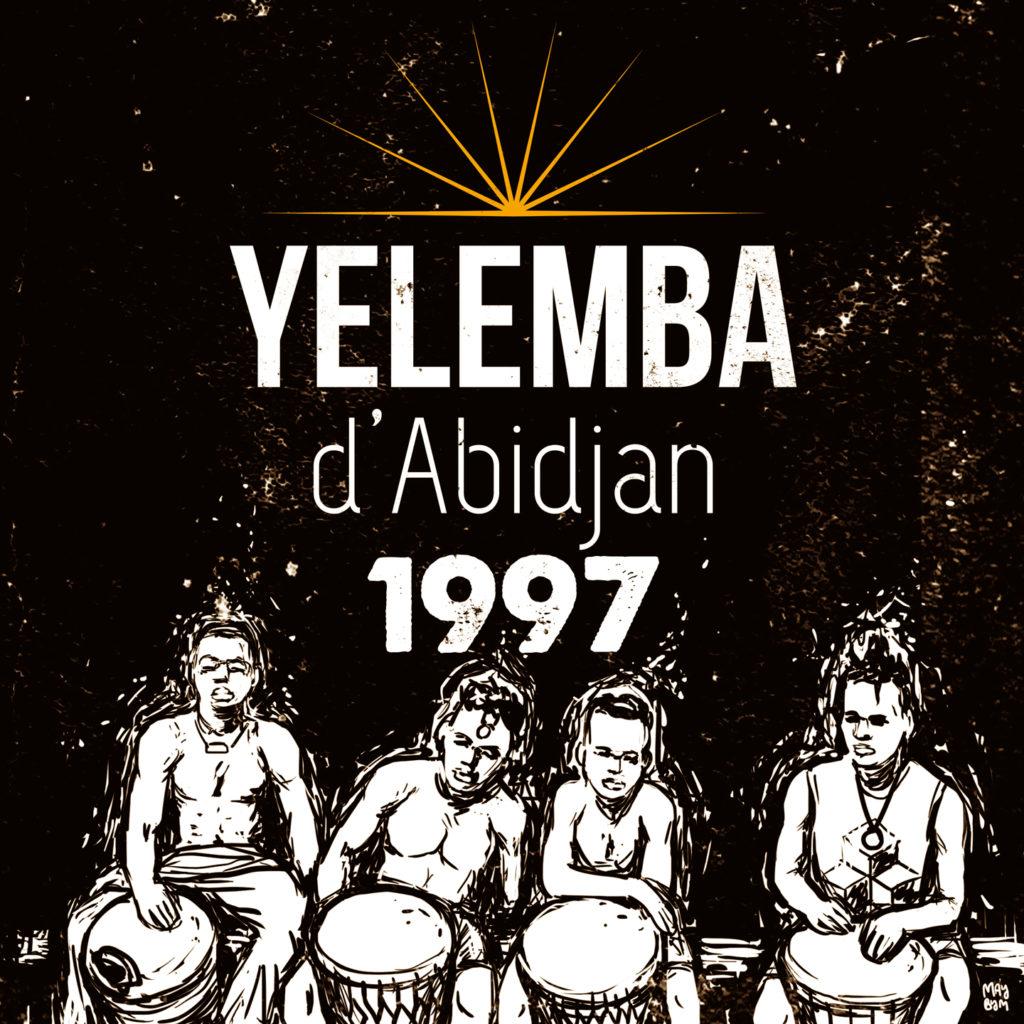 Yelemba d'Abidjan - visuel